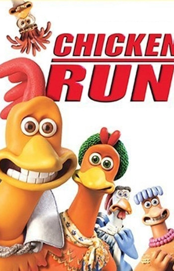 Chicken Run: evasión en la granja