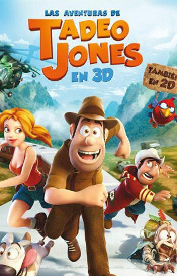 Las aventuras de Tadeo Jones